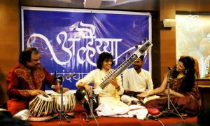 Alhaiyya: A melodious concert by Paulami and Bhupal
