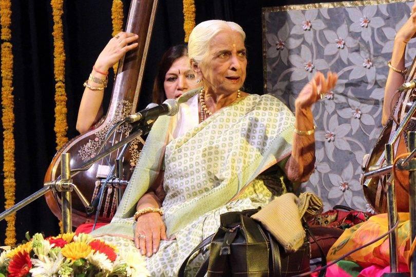 girija devi, classical singer