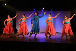 Dancers excel in Milita Utsav