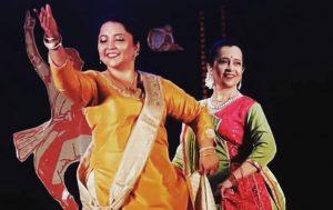 Nrutyanushthan on Silver Jubilee of Natraj Pt. Gopikrishna Jayanti Mahotsav