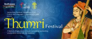 Unmissable Thumri Fest set to enthral National Capital