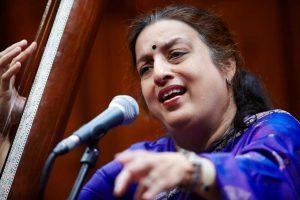 जयपुर अतरौली घराने की प्रतिनिधि गायिका विदुषी अश्विनी भिडे देशपांडे