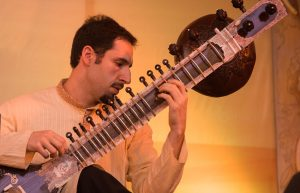 Sitarist Josh Feinberg to spread sweet melodies throughout the year