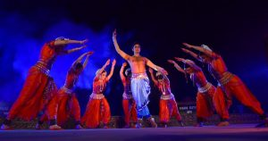 """Ranjana Gauhar's magical tale of """"Matsya Avatar"""""""