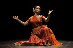 Malti Shyam's radiance lits up the stage, leaving audience mesmerized