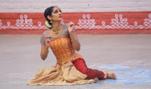Blend of Bliss with Bharatanatyam