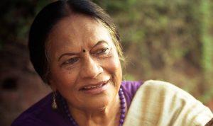 Kumudini Lakhia : Miles to go