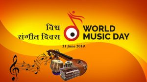 World Music Day in the context of Indian Classical Music
