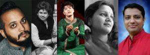 संगीत और नृत्य के क्षेत्र के आठ-आठ कलाकारों को उस्ताद बिस्मिल्ला खाँ युवा पुरस्कार