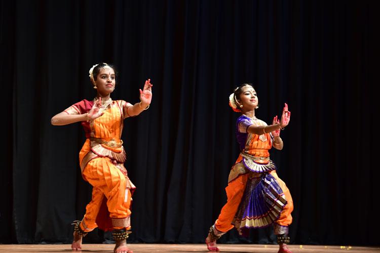 Natyarambh - the origin of the dance